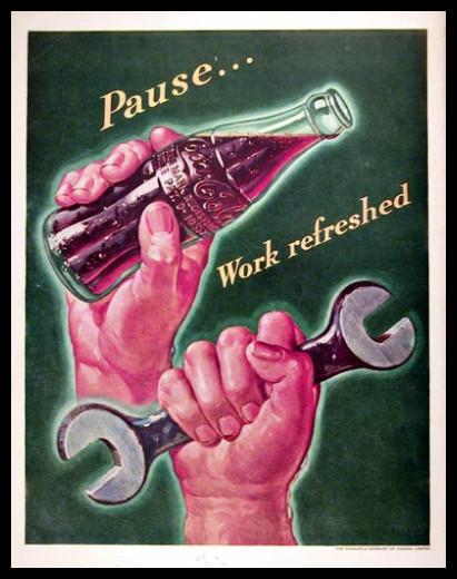 Изображение 26. Coca-cola – История бренда, история рекламы.. Изображение № 26.