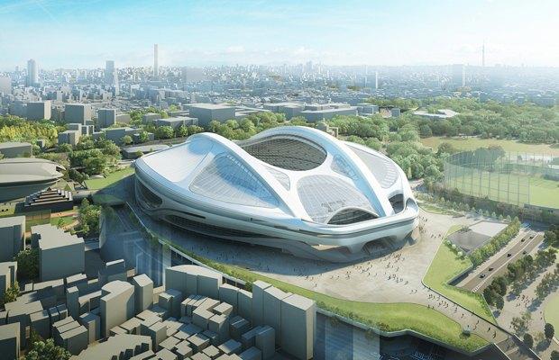 Что не так с архитектором Захой Хадид . Изображение № 2.