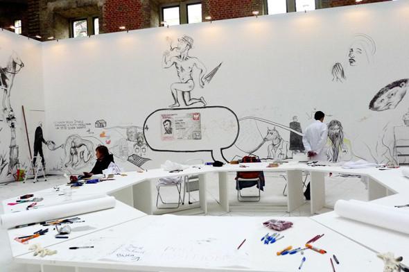 Берлинская биеннале. Изображение № 62.