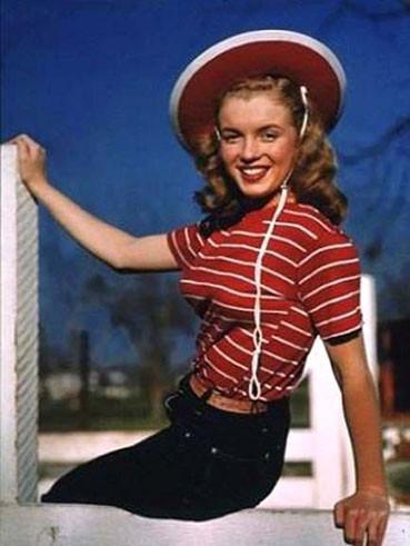 Изображение 14. Marilyn Monroe, pin-up girl.. Изображение № 14.