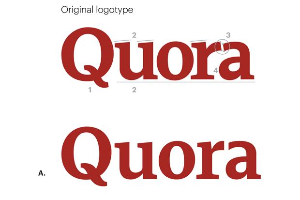 Шрифтовик рассказал о процессе редизайна логотипа Quora. Изображение № 1.