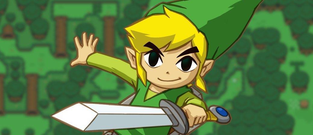 Подземелья, параллельные миры и другие узнаваемые черты The Legend Of Zelda. Изображение № 2.