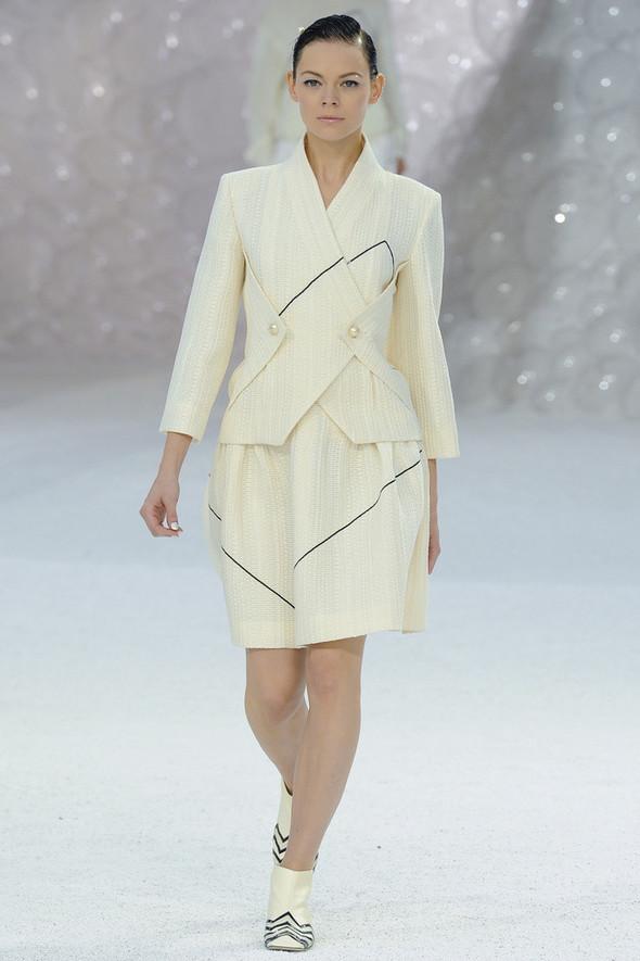 Chanel на Парижской неделе моды. Изображение № 11.