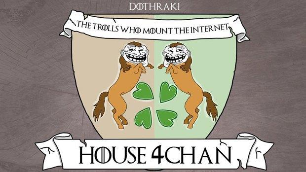 Социальные сети стали домами «Игры престолов». Изображение № 3.