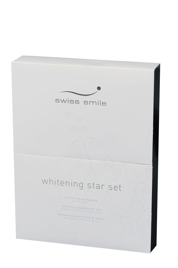 Whitening Star Set Limited Edition by Swiss Smile. Изображение № 1.