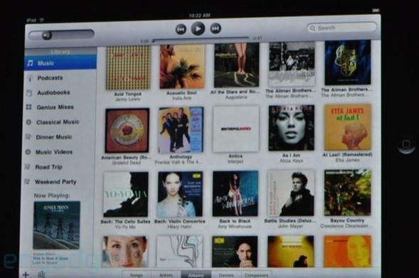 Презентация нового продукта iPad от Apple. Изображение № 24.