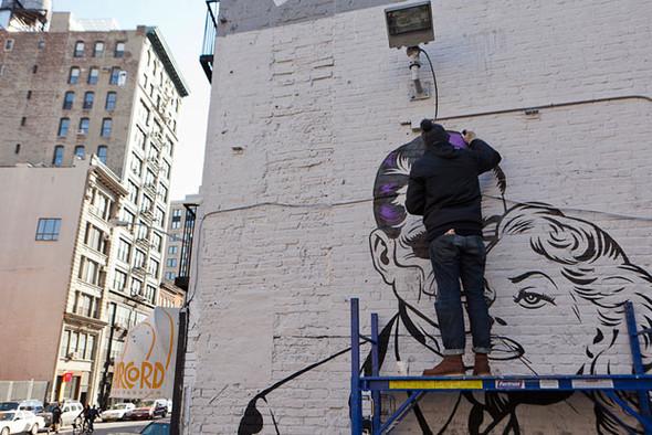 DFace в Нью-Йорке. Изображение №4.