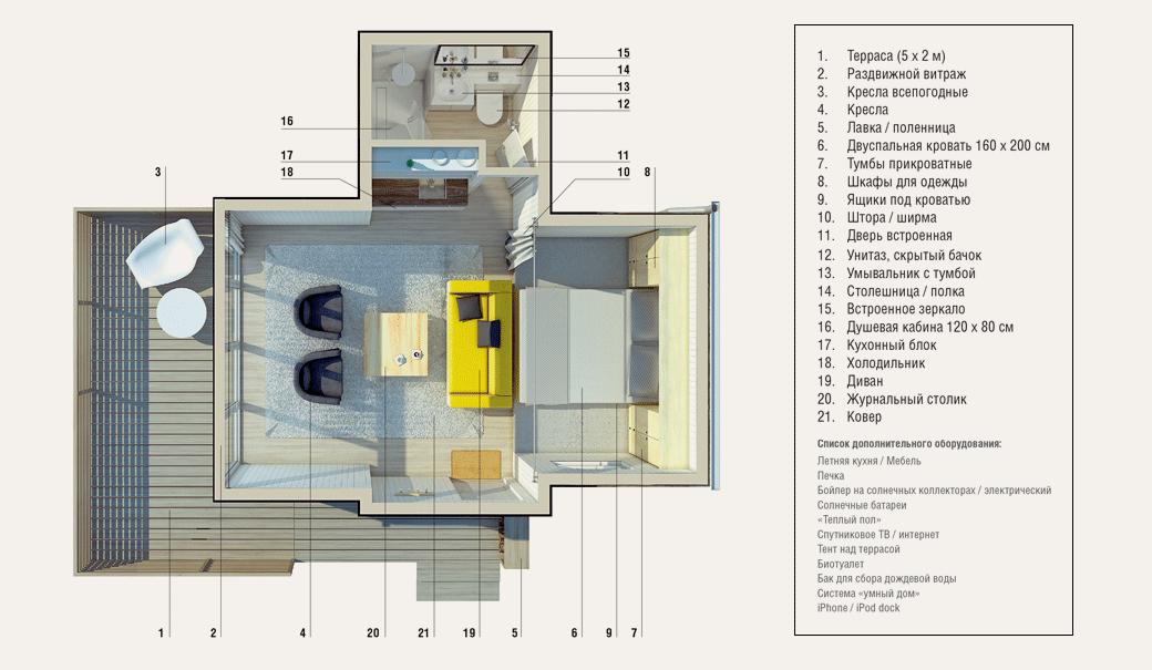 Создатель Futteralhausо том, почему умрёт традиционная архитектура. Изображение №5.