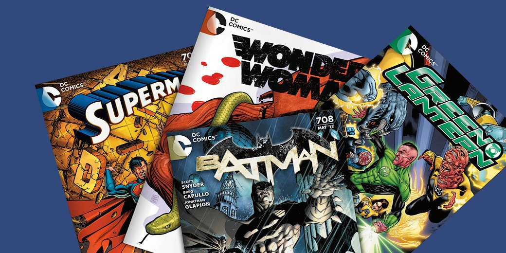 Как читать супергеройские комиксы: Руководство для начинающих. Изображение № 11.