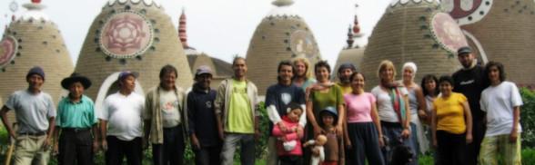 The paradise builders. Экопоселения Южной и Центральной Америк. Изображение № 2.