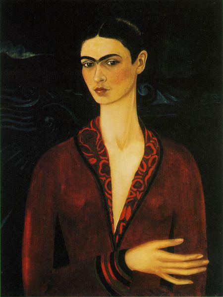 Frida Kahlo (1907–1954). Изображение № 1.