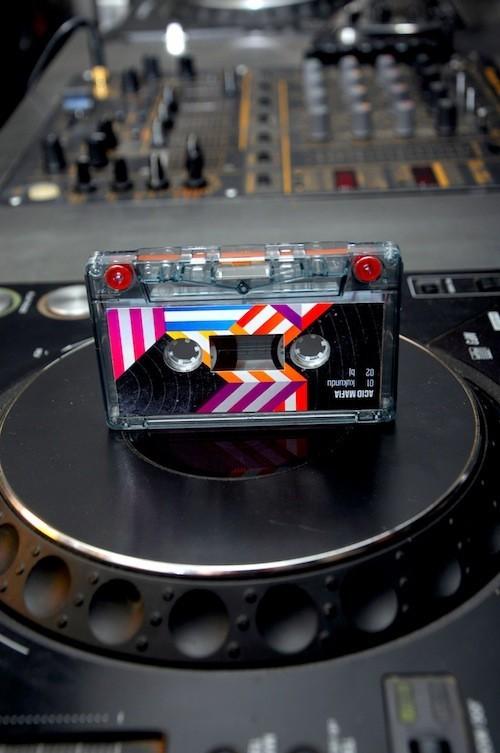 Релиз ACID MAFIA Vs Pixelord на аудиокассетах. Изображение № 5.