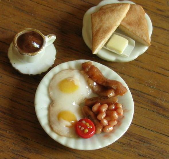Еда в миниатюре. Изображение № 11.