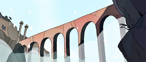 Анимация дня: фэнтезийный ролик про любовь и побег. Изображение № 12.