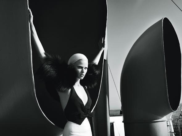 Модель Lara Ston. Изображение № 20.