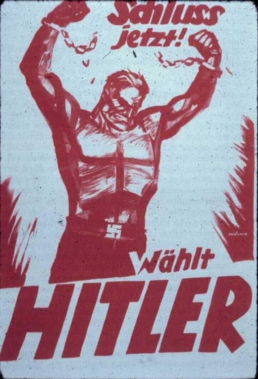 Все на выборы! Политическая реклама разных лет. Изображение № 33.