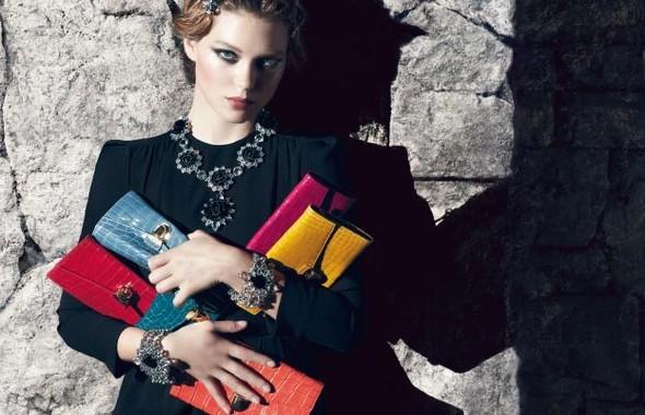 Кампания: Леа Сейду для Prada. Изображение № 2.
