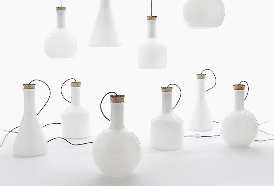 10 настольных ламп для тех, кто не спит по ночам. Изображение № 7.