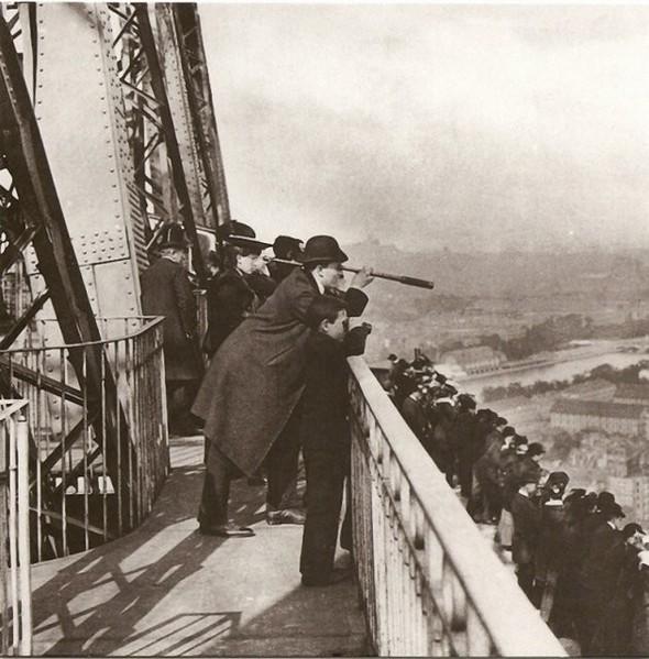 Фотографии старого Парижа. Изображение № 15.