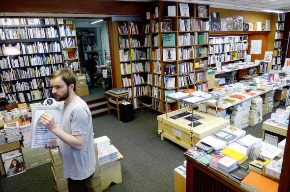 Алексис Завьялов, директор Motto Berlin, о независимых издательствах и любимых зинах. Изображение №10.