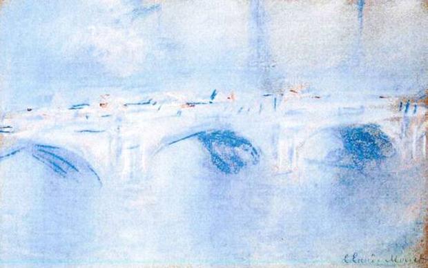 Клод Моне «Мост Ватерлоо» . Изображение № 3.