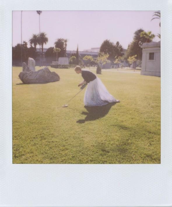 Лукбук: Мишель Уильямс для Boy by Band of Outsiders SS 2012. Изображение № 29.