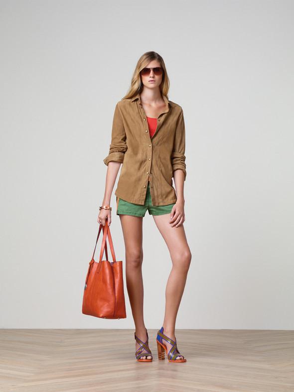 Лукбук: Tommy Hilfiger Sportswear SS'12 (мужская и женская коллекции). Изображение № 16.