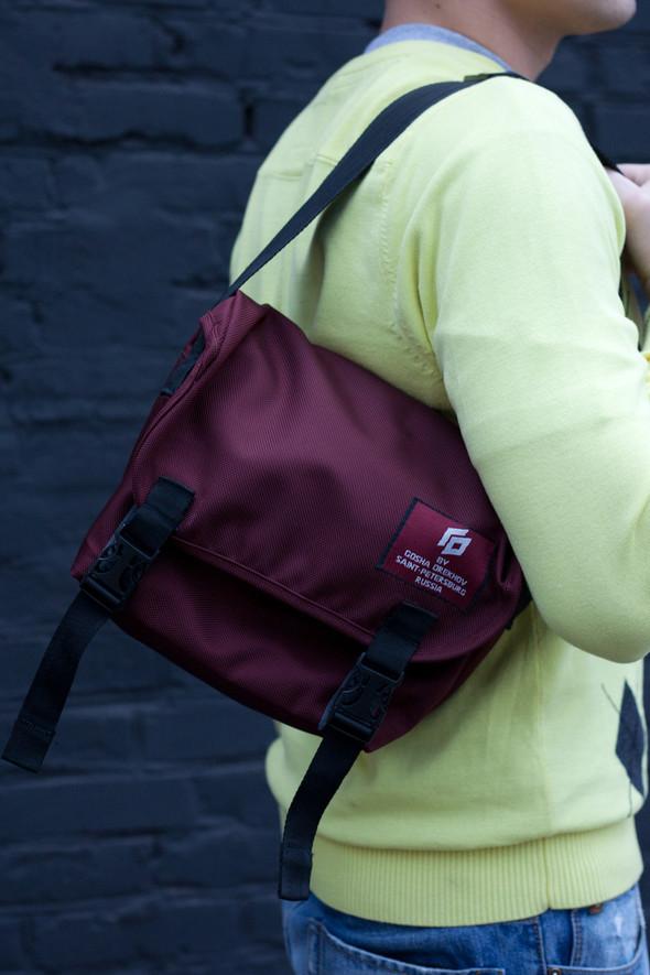 Good Local — детали / сумки и рюкзаки от Гоши Орехова. Изображение № 13.