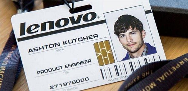 Старший вице-президент Lenovo о том, зачем компании Эштон Кутчер. Изображение № 3.