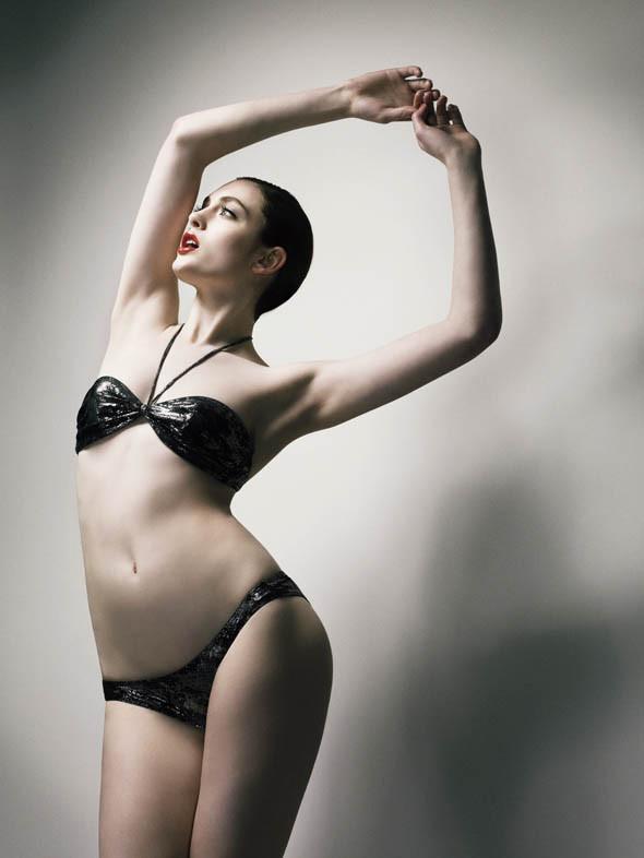 Agent Provocateur 2010: The Classics, Swimwear, Jewelry. Изображение № 27.