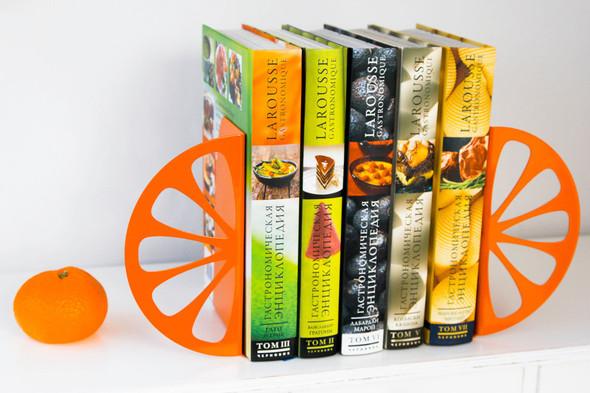 Фигурные упоры для книг от дизайн-ателье Article. Изображение № 3.