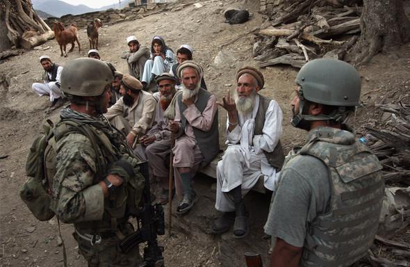 Афганистан. Военная фотография. Изображение № 274.