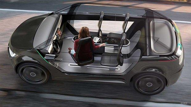 Концепт: как будет выглядеть транспорт в 2029 году. Изображение № 9.