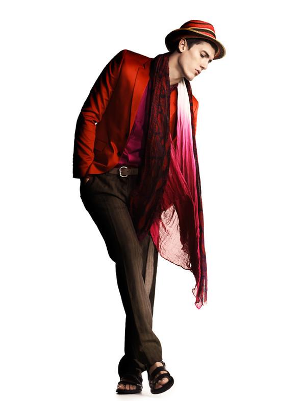 H&M Lookbook Spring 2010. Изображение № 4.