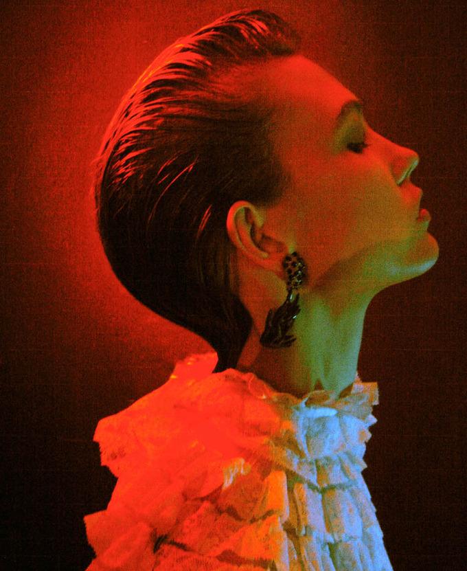Numero, Vogue и другие журналы опубликовали новые съемки. Изображение № 40.