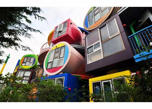 Изображение 59. 10 необычных жилых кварталов.. Изображение № 51.