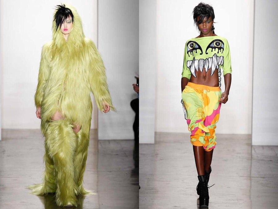 Неделя моды в Нью-Йорке: Дни 6 и 7. Изображение № 17.