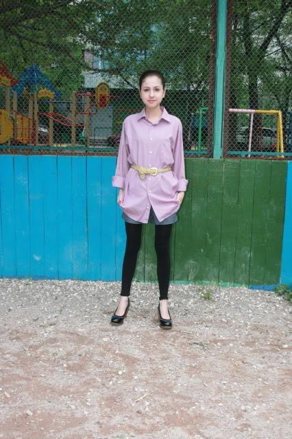 Модное лето: рубашки-oversize. Изображение № 9.