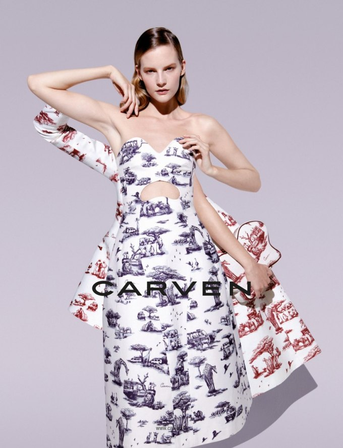 Вышли новые кампании Acne, Dior и Prada. Изображение № 25.