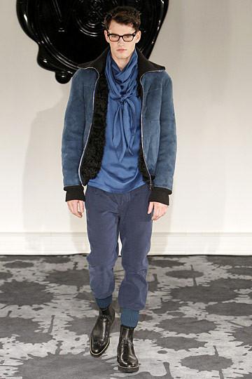 Неделя моды в Париже: мужские показы. Изображение № 29.