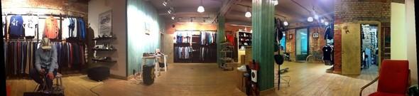KONKRETE Store переехал на территорию завода Flacon. Изображение № 1.