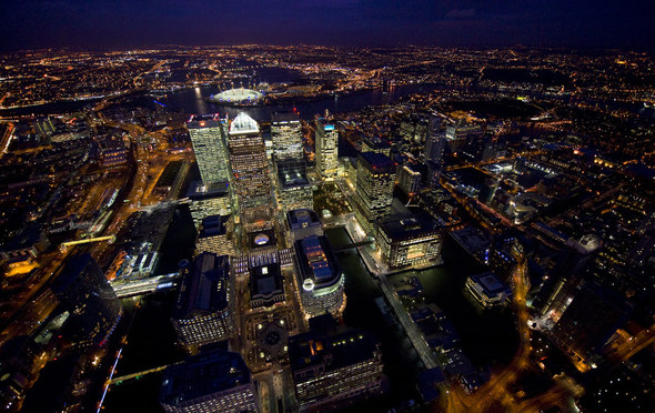 London From Above. Изображение № 10.