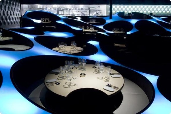 «Blue Frog» Ночной клуб будущего!!!. Изображение № 1.
