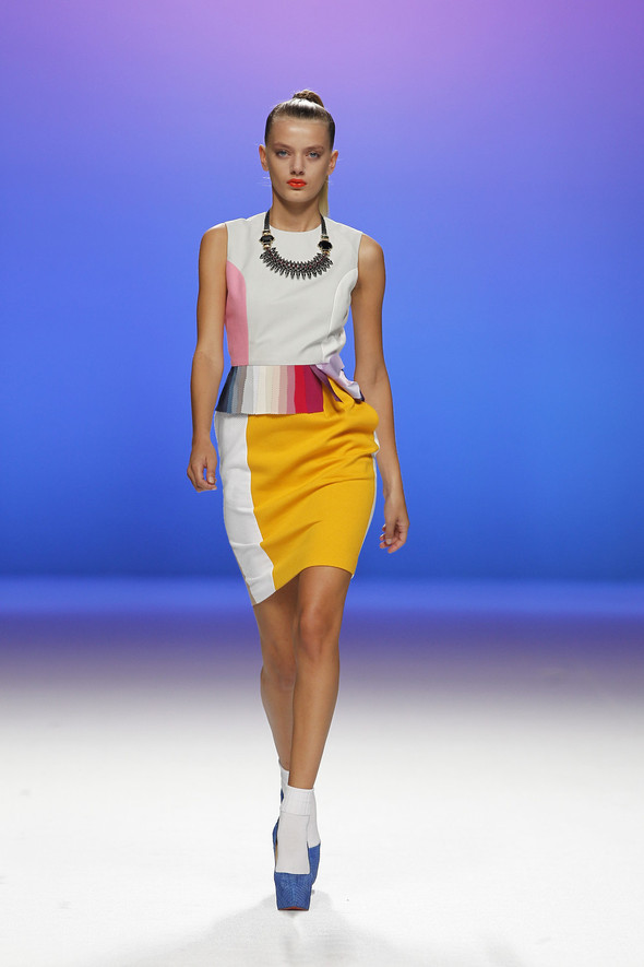 Madrid Fashion Week SS 2012: Davidelfin. Изображение № 16.