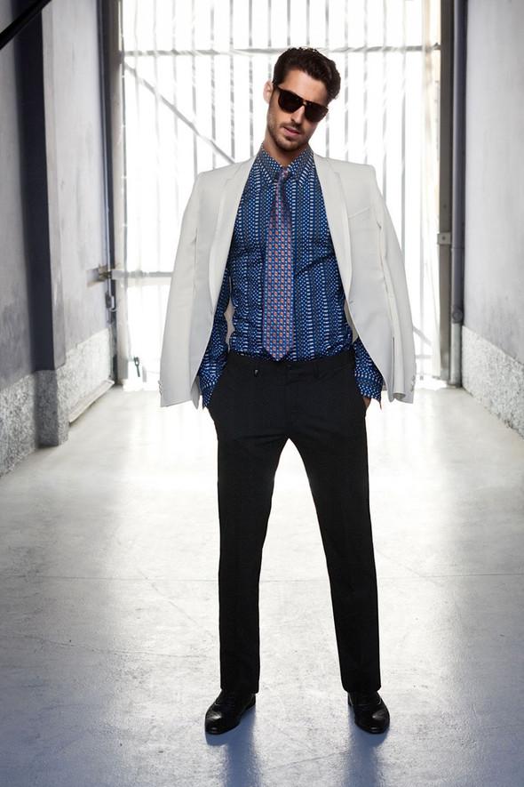 Мужские лукбуки: Rad Hourani, Versace и другие. Изображение № 34.