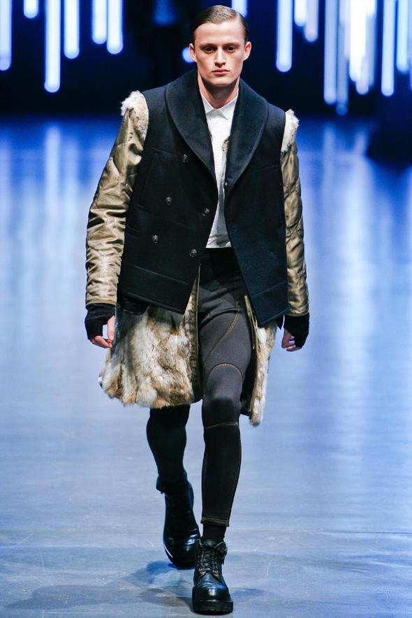 Изображение 112. Milan Fashion Week. Часть 1.. Изображение № 128.