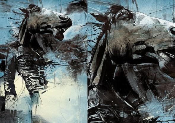 Russ Mills : графика, фотография и живопись. Изображение № 45.
