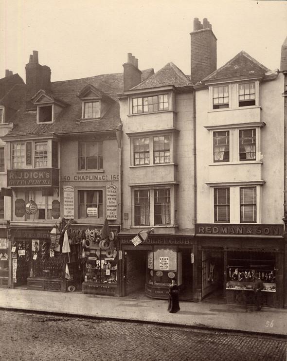 Призраки старого Лондона. Изображение № 16.