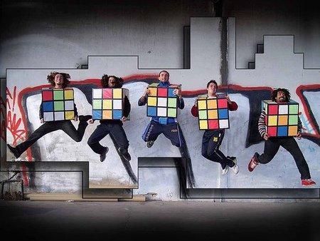 Кубику Рубику исполнилось 25 лет. Изображение № 1.