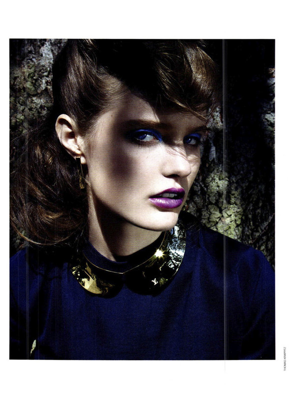 Съёмка: Кэти Фогарти для Marie Claire. Изображение № 7.
